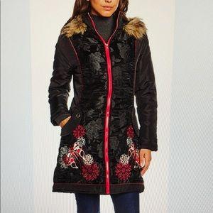 NWOT Joe Browns Women's Perfection Coat